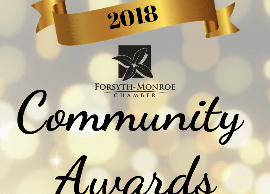 Forsyth-Monroe Chamber Community Awards 2018