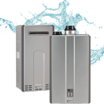 propane gas water heater