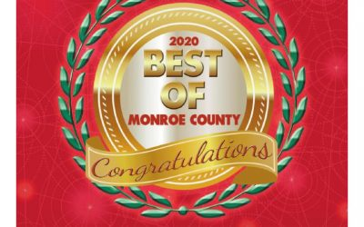 2020 Best Propane Company in Monroe County