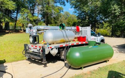 Consolidate Your Propane Tanks