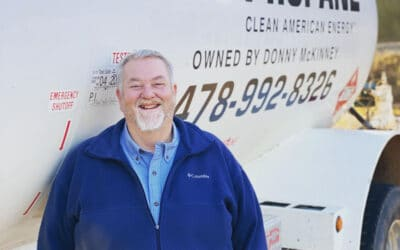 Customer Service First at Donny's Propane